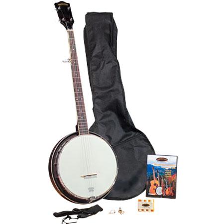 APB-1 Appalachian Reso Banjo Pack