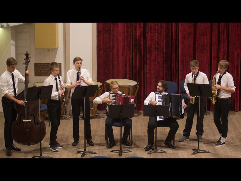 School:  Pretoria Boys High School Cafe Concert